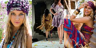 Hippie Clothes Collage